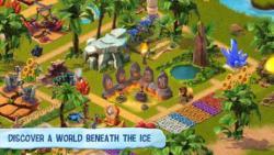 Ice Age Village HD screenshot 1/3
