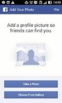 faceMessenger screenshot 3/6