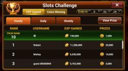 Slot Machines by IGG active screenshot 6/6
