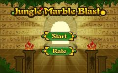 Jungle Marble Blast select screenshot 2/6
