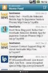 HootSuite (Twitter & Facebook) screenshot 1/4