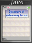 Dictionary of Astronomy Terms screenshot 1/1