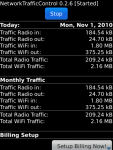 Network Traffic Control screenshot 2/2