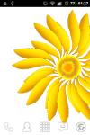 Flower Fortune Live Wallpaper screenshot 1/4