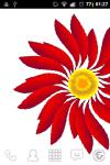 Flower Fortune Live Wallpaper screenshot 2/4