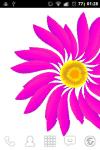 Flower Fortune Live Wallpaper screenshot 4/4