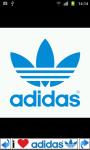 Adidas Wallpaper HD screenshot 1/4