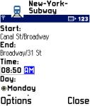 PocketMetro 2.1 London screenshot 1/1