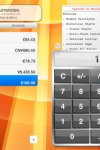 Moolah - Currency Exchange Rates Converter for iPad screenshot 1/1