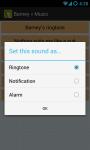 Barney Stinson Soundboard for Android screenshot 3/6