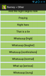Barney Stinson Soundboard for Android screenshot 5/6