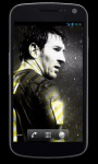 Lionel Messi HD live wallpaper Android screenshot 1/2