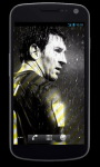 Lionel Messi HD live wallpaper Android screenshot 2/2