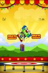 Circus Clown Jumper Gold screenshot 2/5