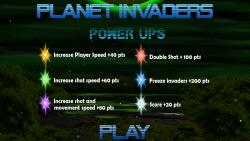 Planet Invaders screenshot 2/3