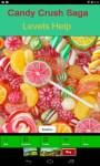 Candy Crush Levels help  screenshot 1/1