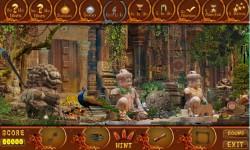 Free Hidden Object Games - Temple Ruins screenshot 3/4