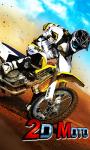2D Moto Racing screenshot 1/6