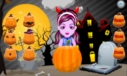 Baby Monster Halloween Pumpkin Decoration screenshot 4/5