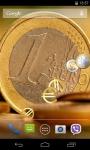 Euro Money Live Wallpaper screenshot 2/4