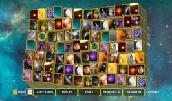 Mahjong Galaxy Space screenshot 3/6