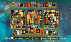 Mahjong Galaxy Space screenshot 5/6