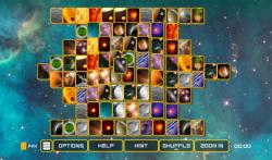 Mahjong Galaxy Space screenshot 6/6