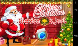 Merry Christmas Hidden Object Game screenshot 1/5