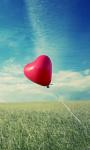Alone Heart Flying Live Wallpaper screenshot 1/3