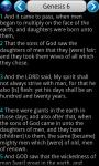 The Holy Bible Offline Version screenshot 1/3