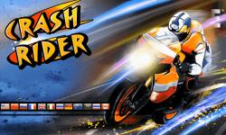 Crash Rider: 3D Moto Bike Race screenshot 1/4