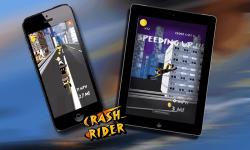 Crash Rider: 3D Moto Bike Race screenshot 3/4