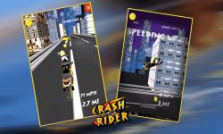 Crash Rider: 3D Moto Bike Race screenshot 4/4
