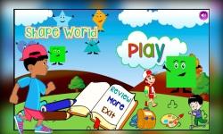 Edushapes: the Toddler game screenshot 1/5