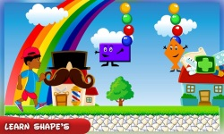 Edushapes: the Toddler game screenshot 3/5