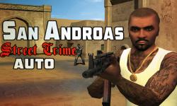 San Androas Street Crime Auto screenshot 1/4