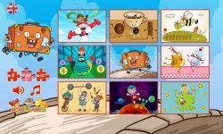 Cheerful puzzles screenshot 2/6