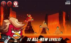 Angry Birds Star Wars II sound screenshot 1/6