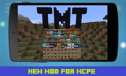 Too much TNT Mod for MCPE screenshot 2/3