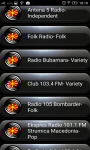 Radio FM Macedonia screenshot 1/2
