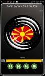 Radio FM Macedonia screenshot 2/2