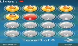 Fruit bubbles Game screenshot 2/6