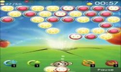 Fruit bubbles Game screenshot 3/6