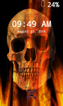 Fiery Skull Locker screenshot 1/4