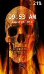 Fiery Skull Locker screenshot 3/4