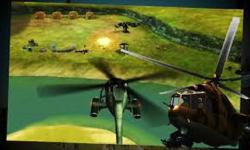Gunship Helicopter War 3D screenshot 1/6