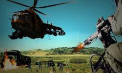 Gunship Helicopter War 3D screenshot 4/6