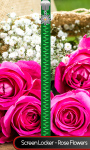 Screen Locker - Rose Flowers screenshot 1/6