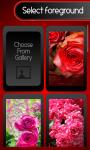 Screen Locker - Rose Flowers screenshot 3/6