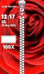 Screen Locker - Rose Flowers screenshot 4/6